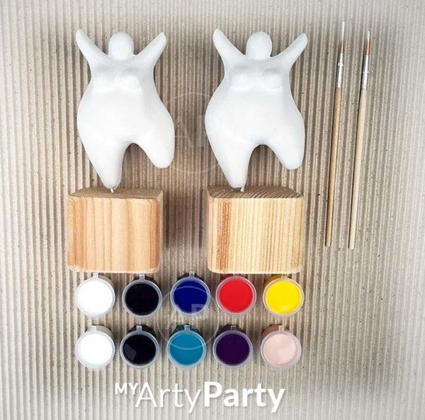 PartyBox 2 beeldjes