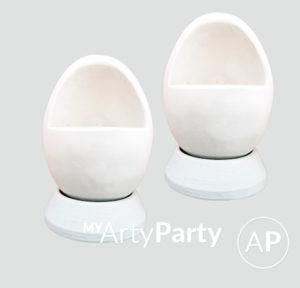 2 Blie eieren
