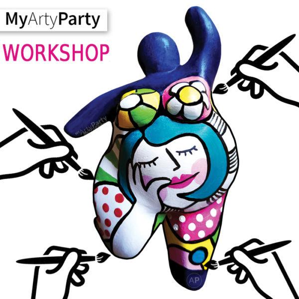 Creatieve workshops Noord-Holland