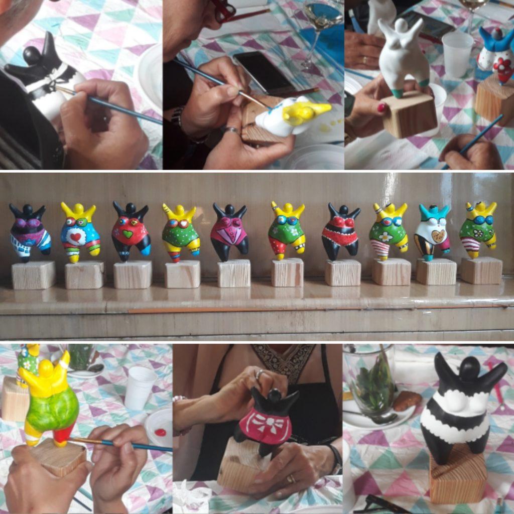Workshop in senioren Soos