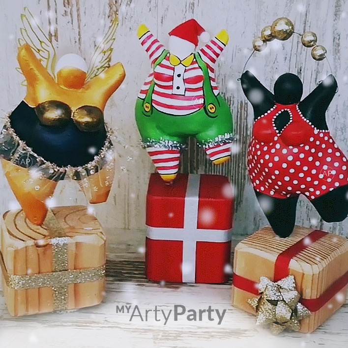 Kerst special My Arty Party